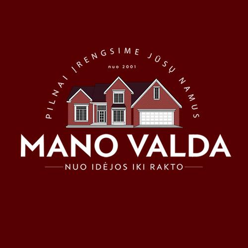 Mano Valda logo